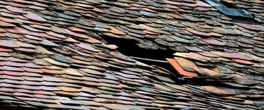 Дырявая крыша